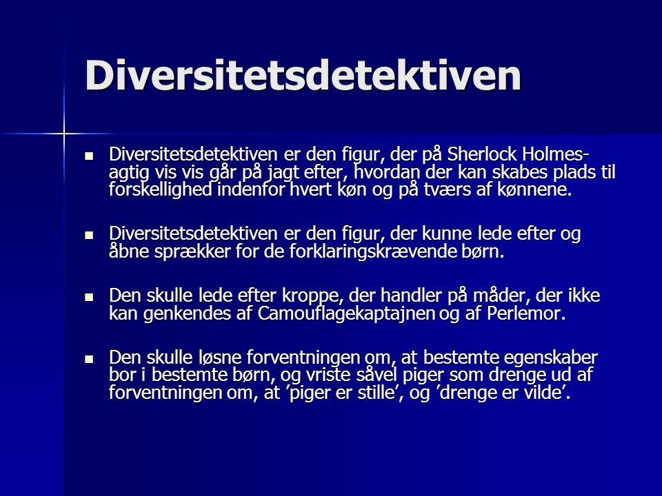 Diversitetsdetektiven