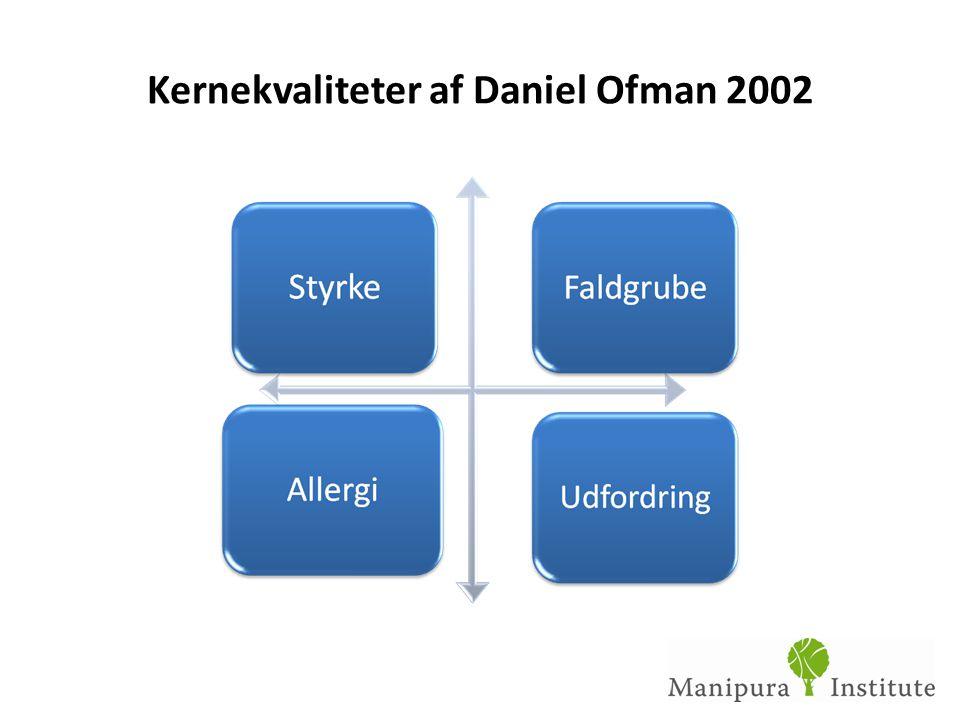 Kernekvaliteter af Daniel Ofman 2002