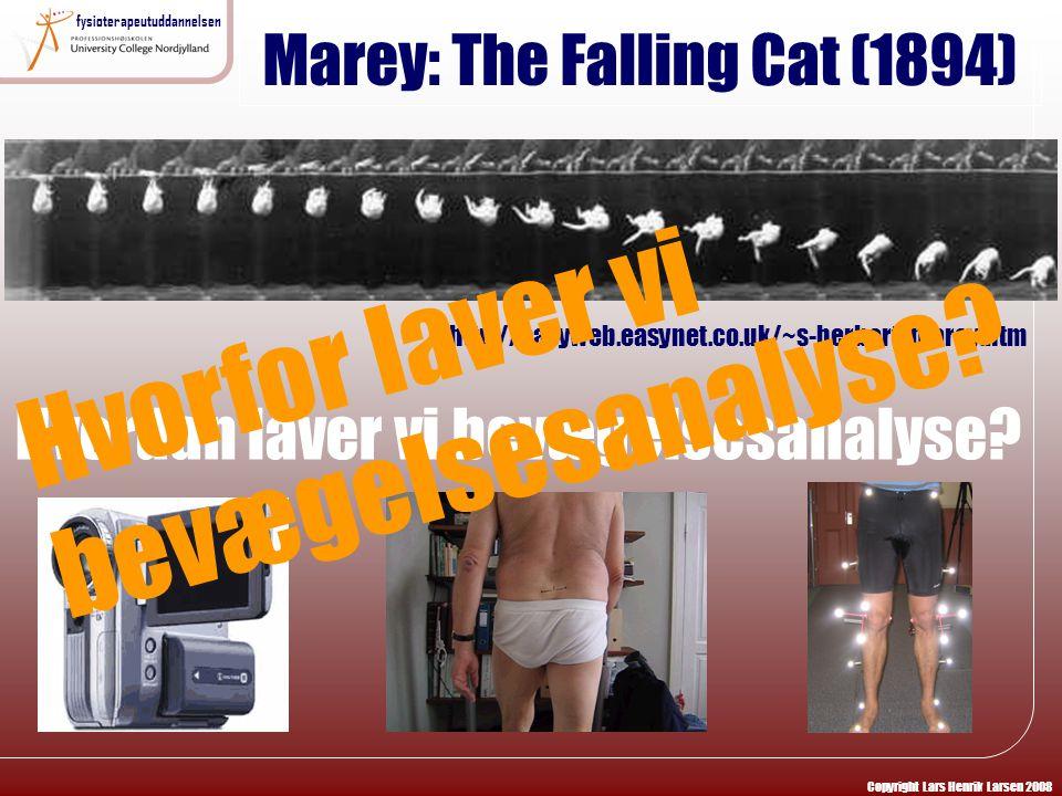 Marey: The Falling Cat (1894)