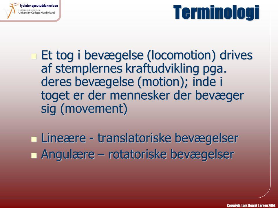 Terminologi