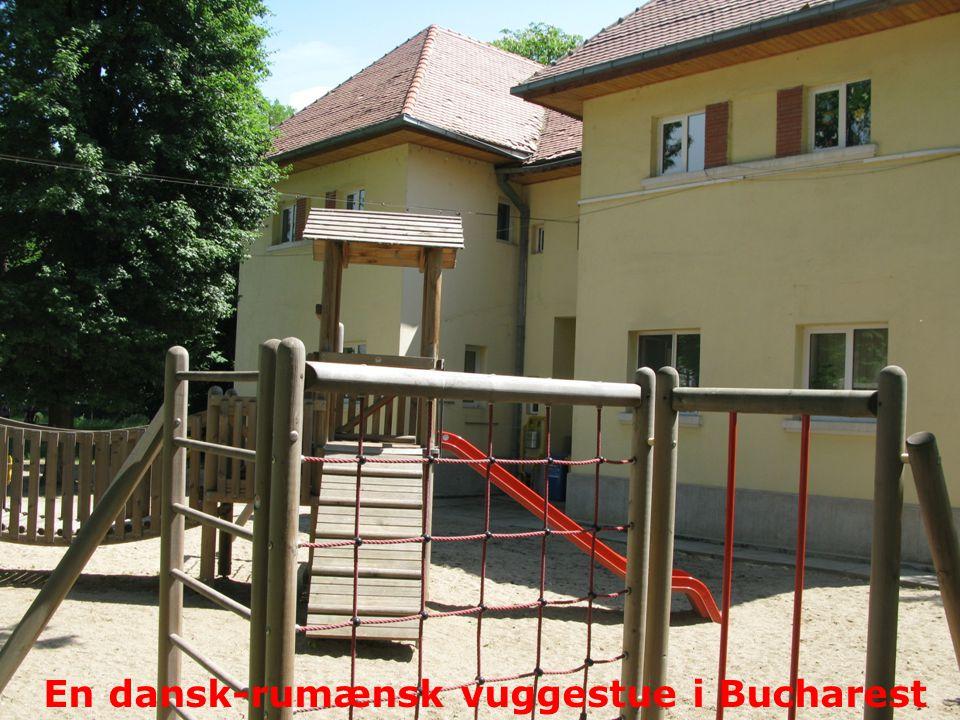 En ny eksportvare En dansk-rumænsk vuggestue i Bucharest