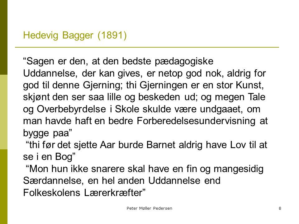 Hedevig Bagger (1891)