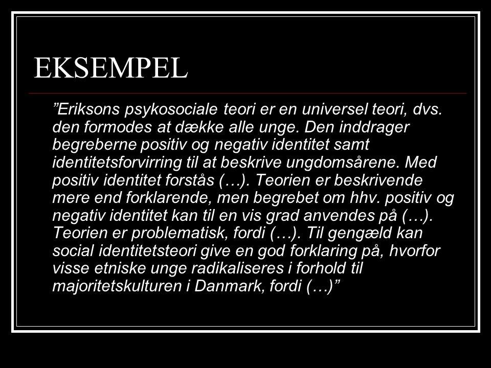 EKSEMPEL