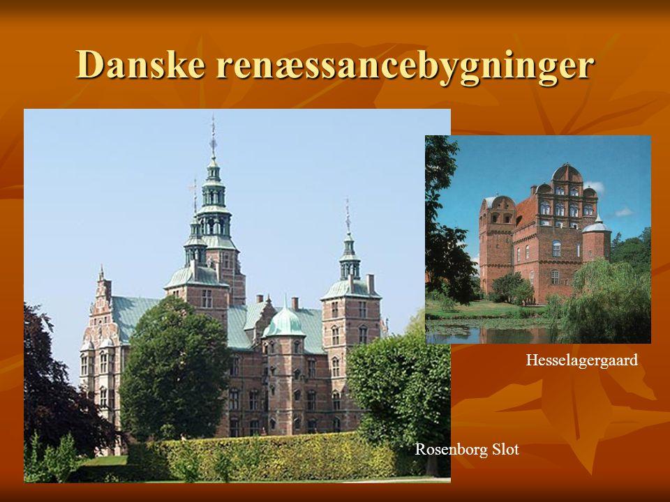 Danske renæssancebygninger