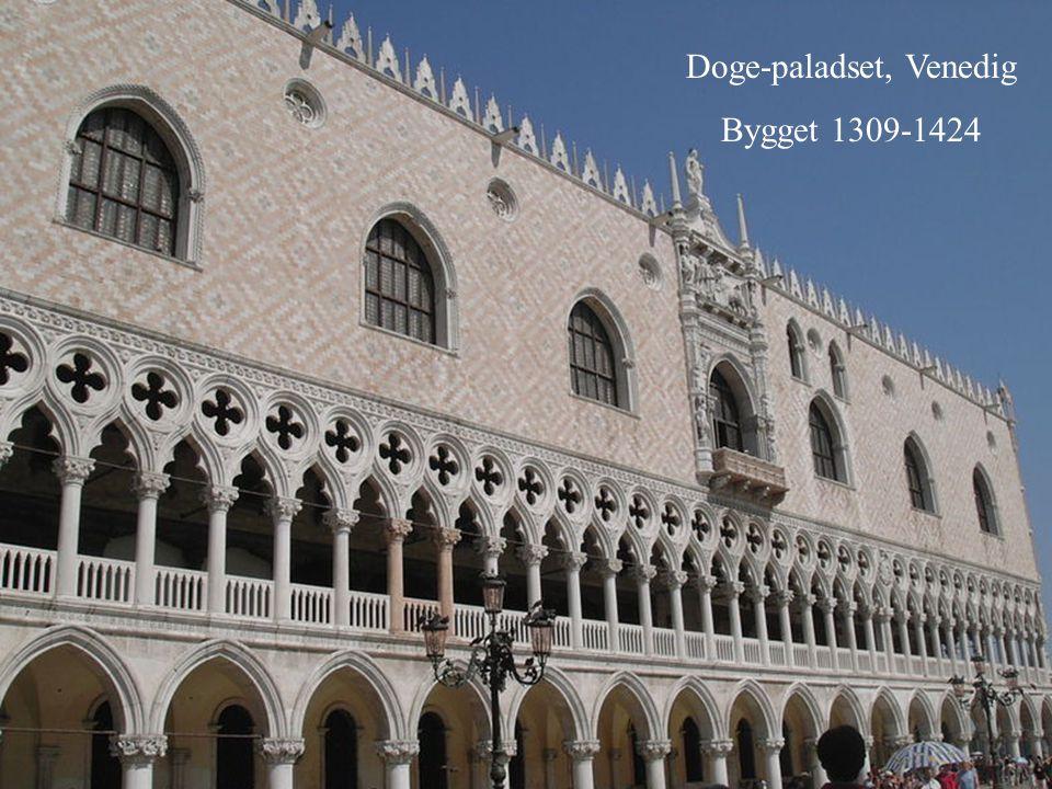 Doge-paladset, Venedig