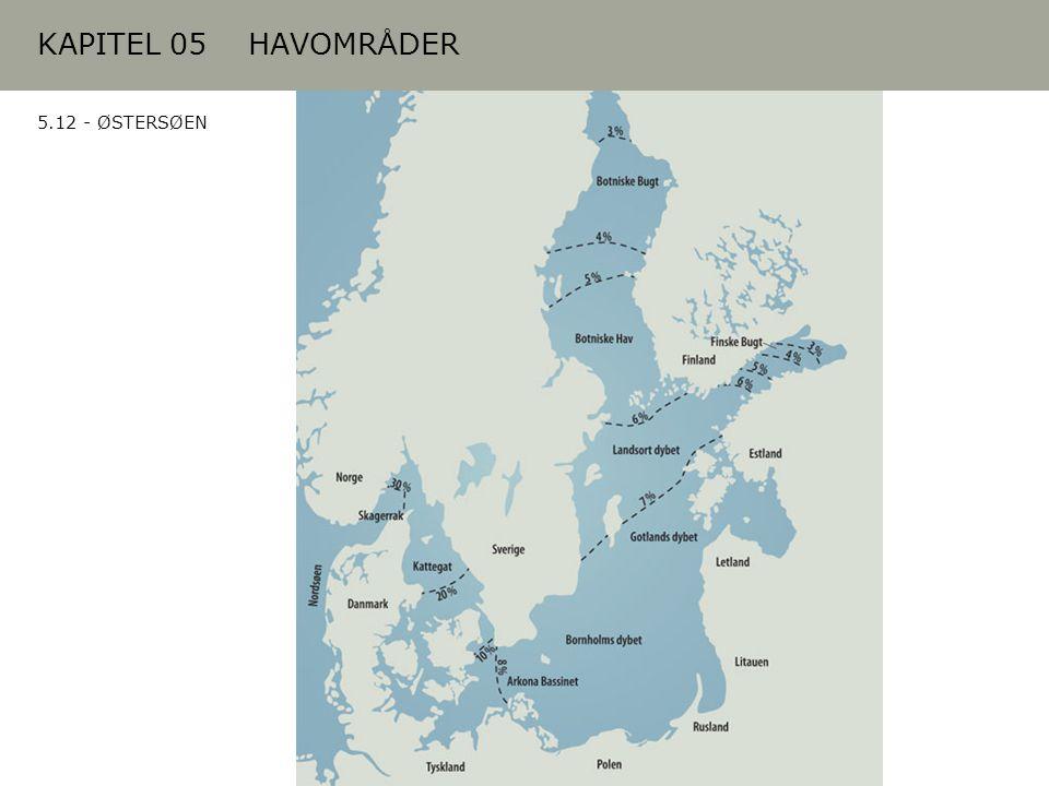 KAPITEL 05 HAVOMRÅDER 5.12 - ØSTERSØEN