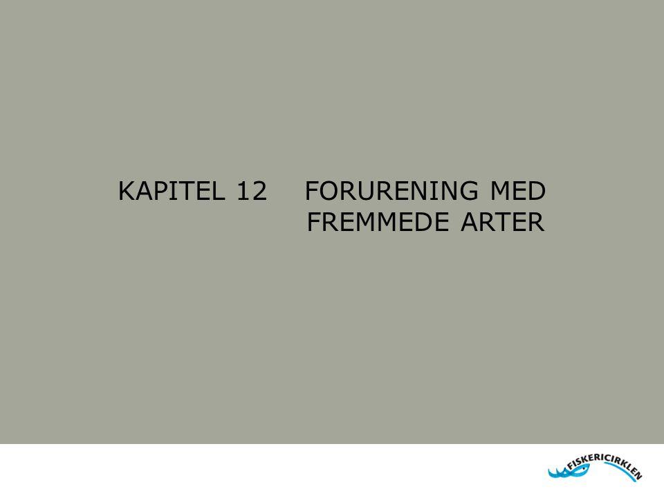 KAPITEL 12 FORURENING MED