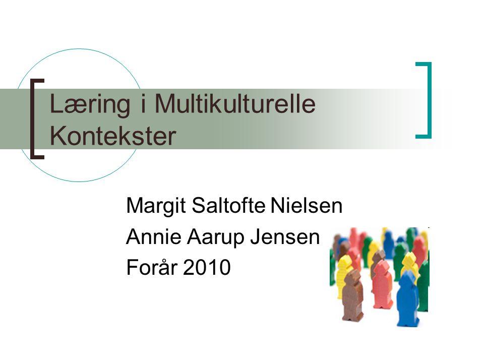Læring i Multikulturelle Kontekster