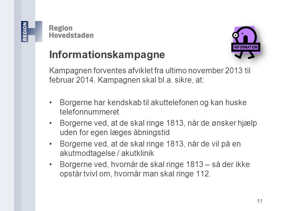 Informationskampagne
