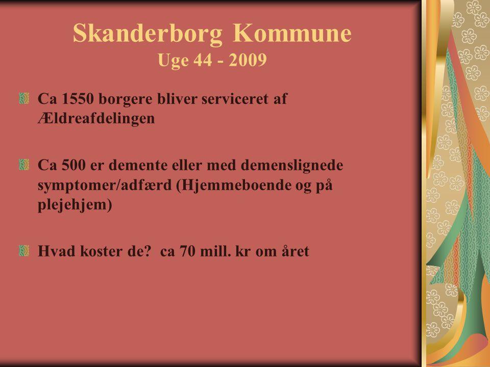 Skanderborg Kommune Uge 44 - 2009