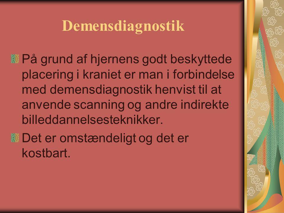 Demensdiagnostik