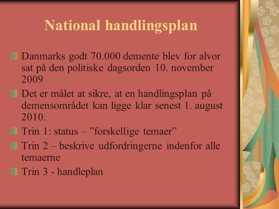 National handlingsplan