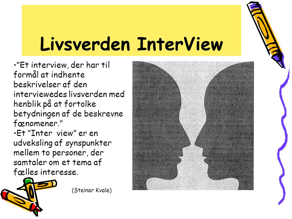 Livsverden InterView