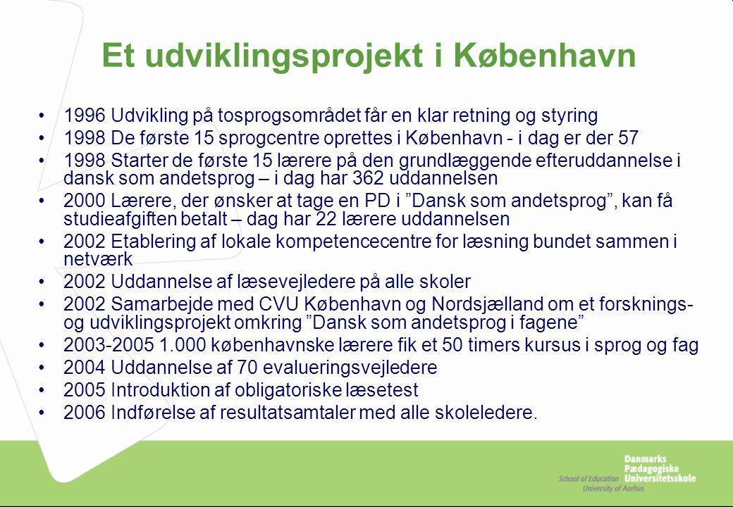 Et udviklingsprojekt i København