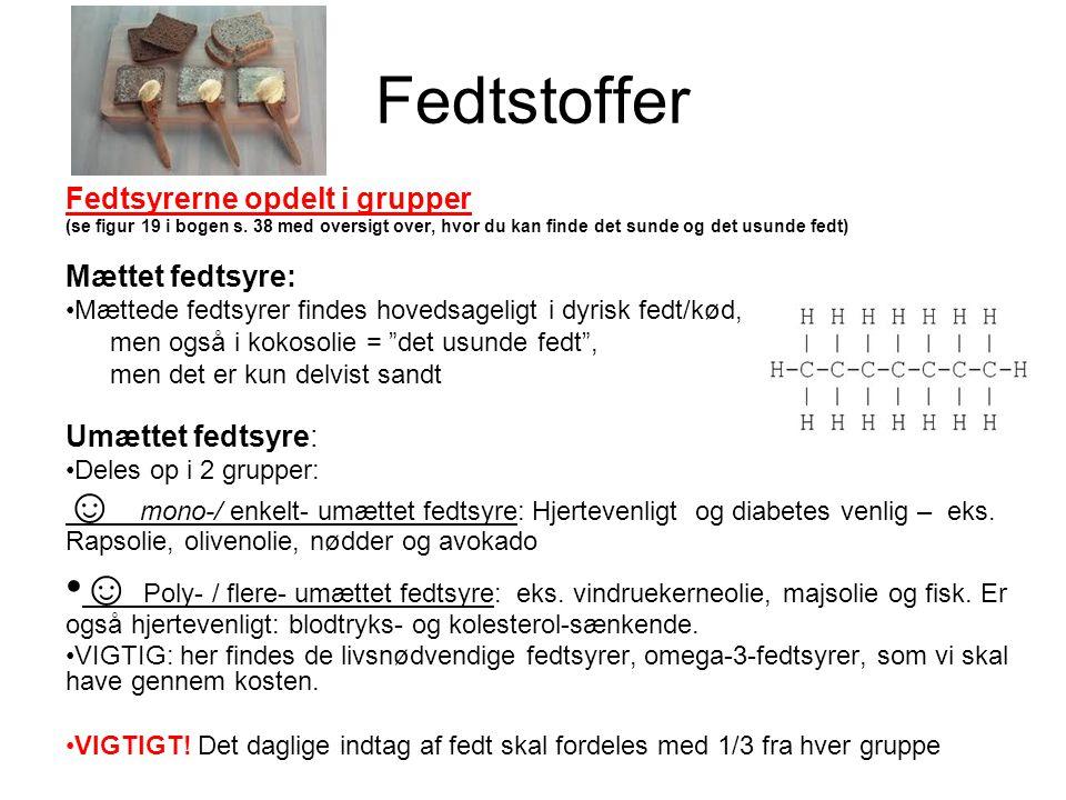 Fedtstoffer Hvad er fedt? - ppt video online download
