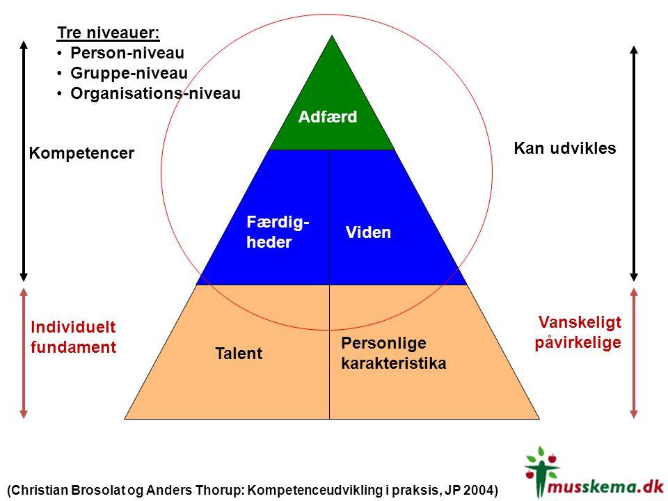 Organisations-niveau