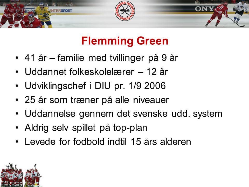 Flemming Green 41 år – familie med tvillinger på 9 år