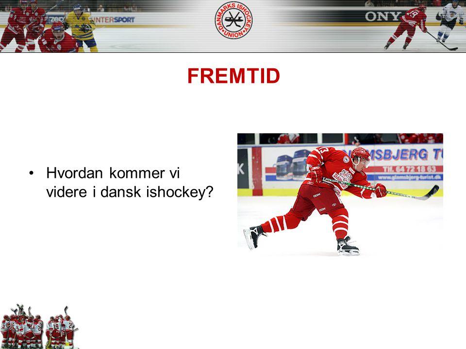 FREMTID Hvordan kommer vi videre i dansk ishockey