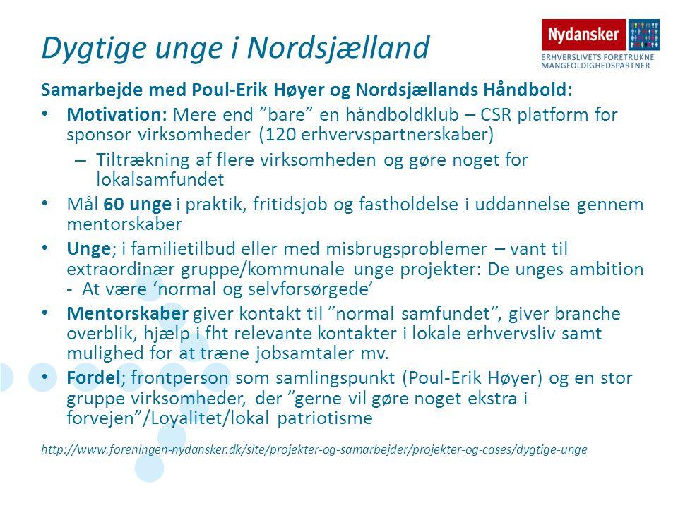Dygtige unge i Nordsjælland