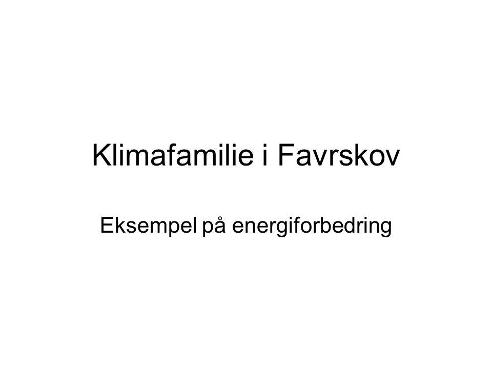 Klimafamilie i Favrskov