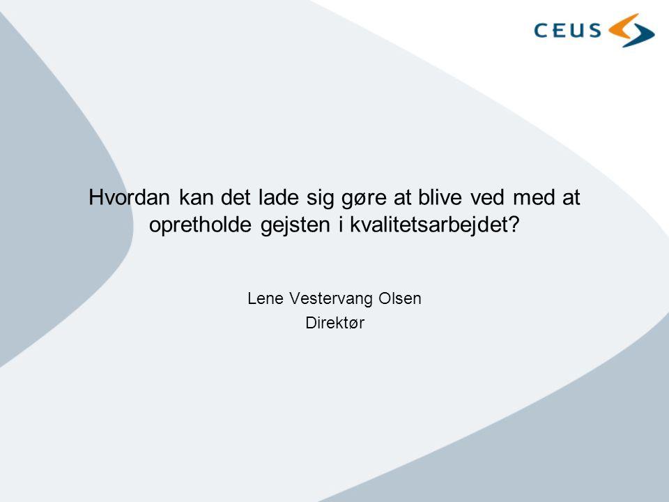 Lene Vestervang Olsen Direktør