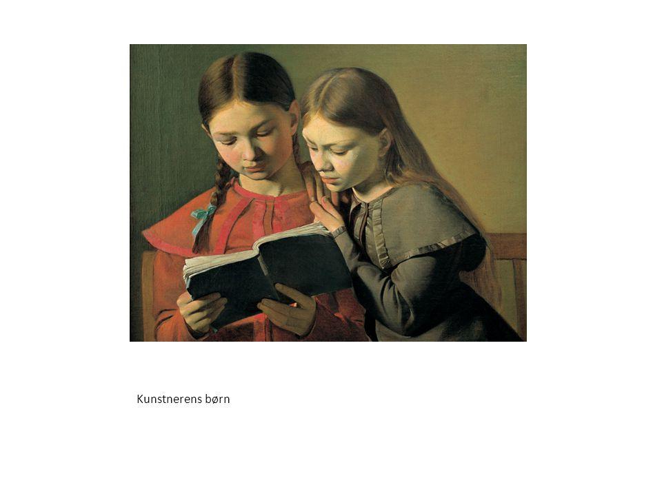 Kunstnerens børn