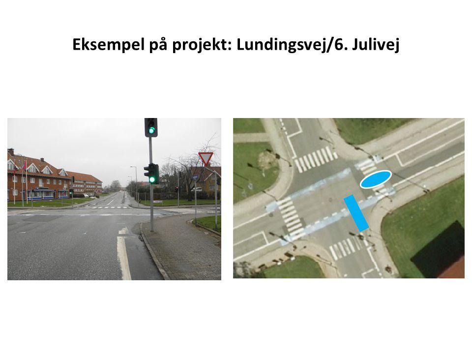Eksempel på projekt: Lundingsvej/6. Julivej
