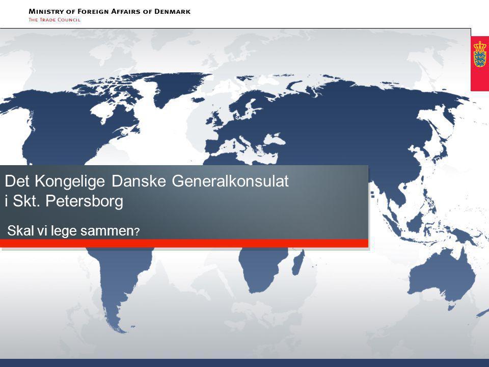 Det Kongelige Danske Generalkonsulat i Skt. Petersborg