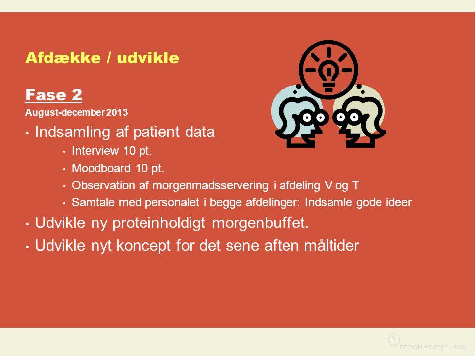 Indsamling af patient data