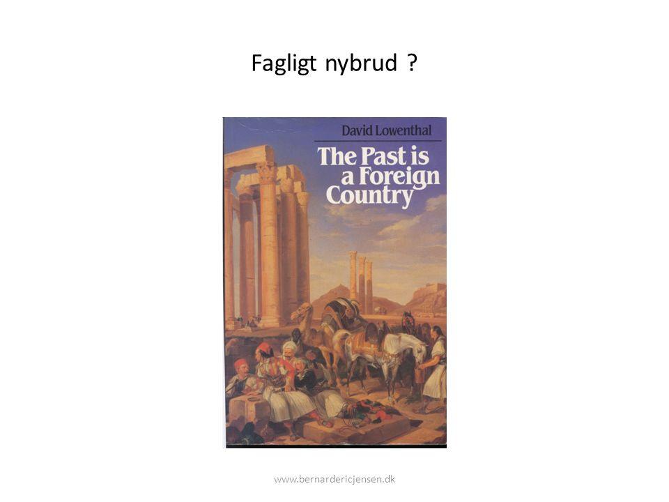 Fagligt nybrud www.bernardericjensen.dk