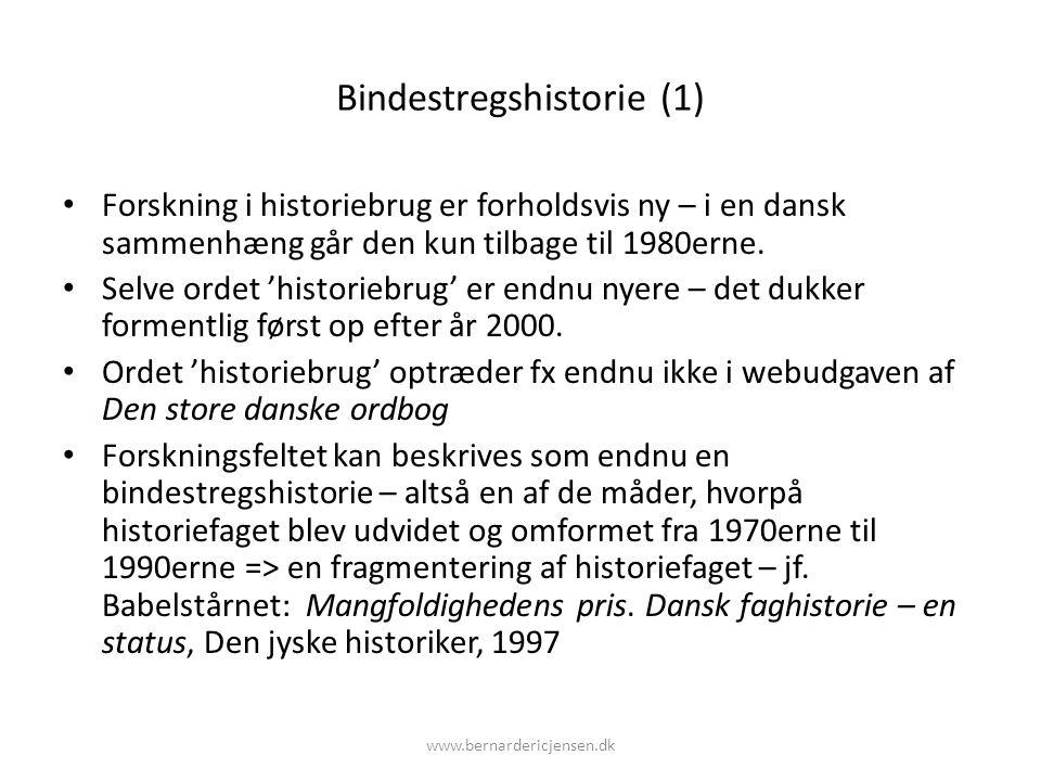 Bindestregshistorie (1)