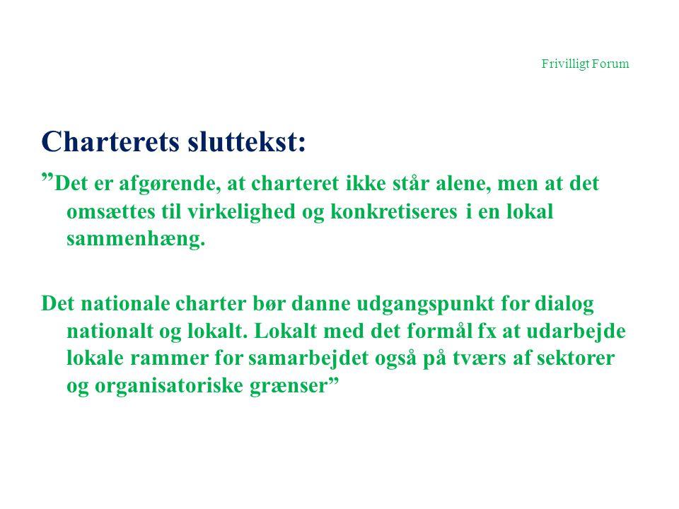 Charterets sluttekst: