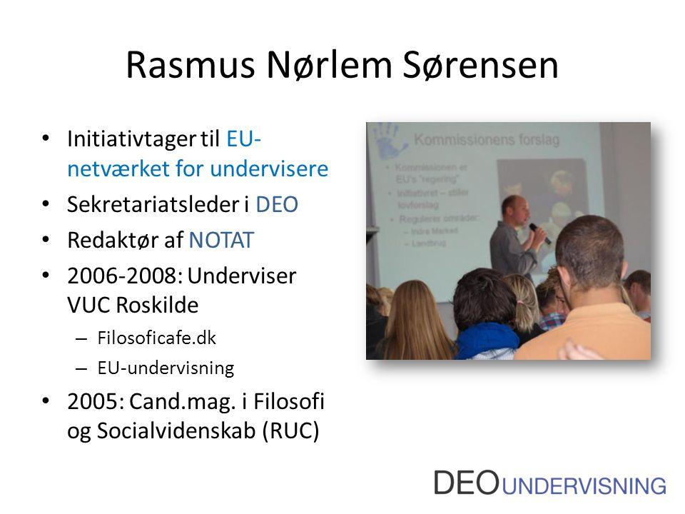 Rasmus Nørlem Sørensen
