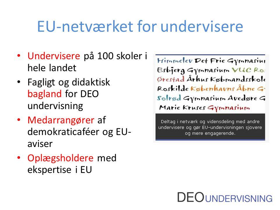 EU-netværket for undervisere