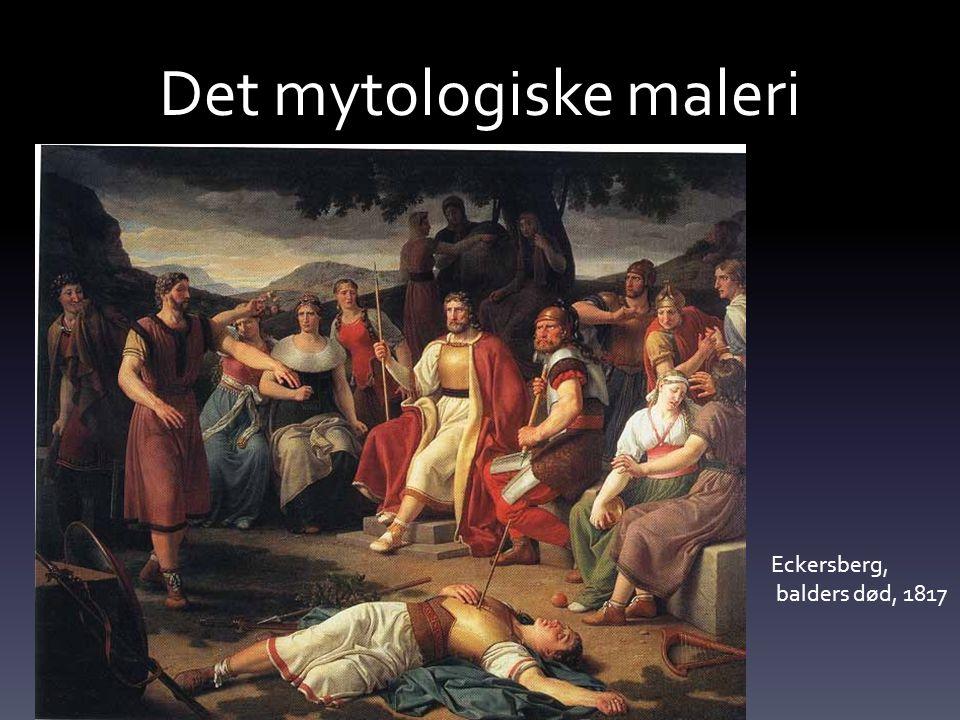 Det mytologiske maleri