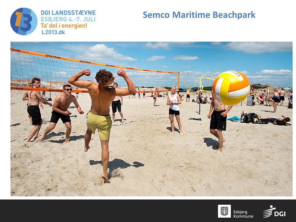 Semco Maritime Beachpark