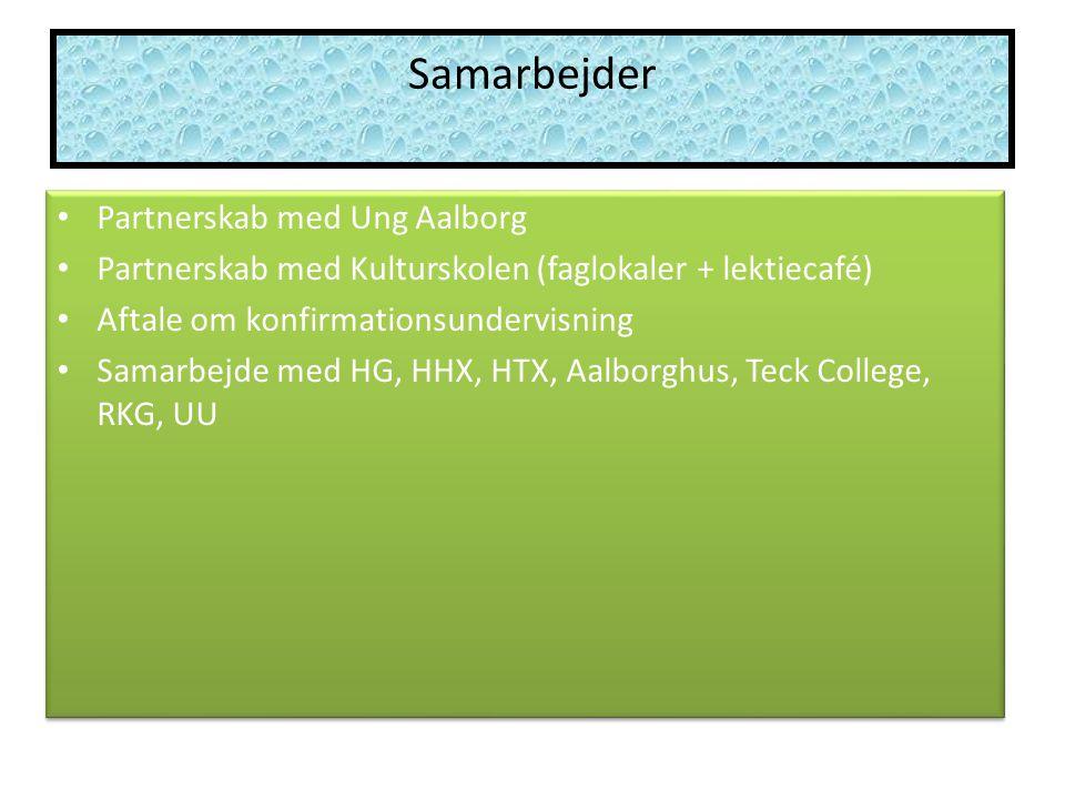 Samarbejder Partnerskab med Ung Aalborg