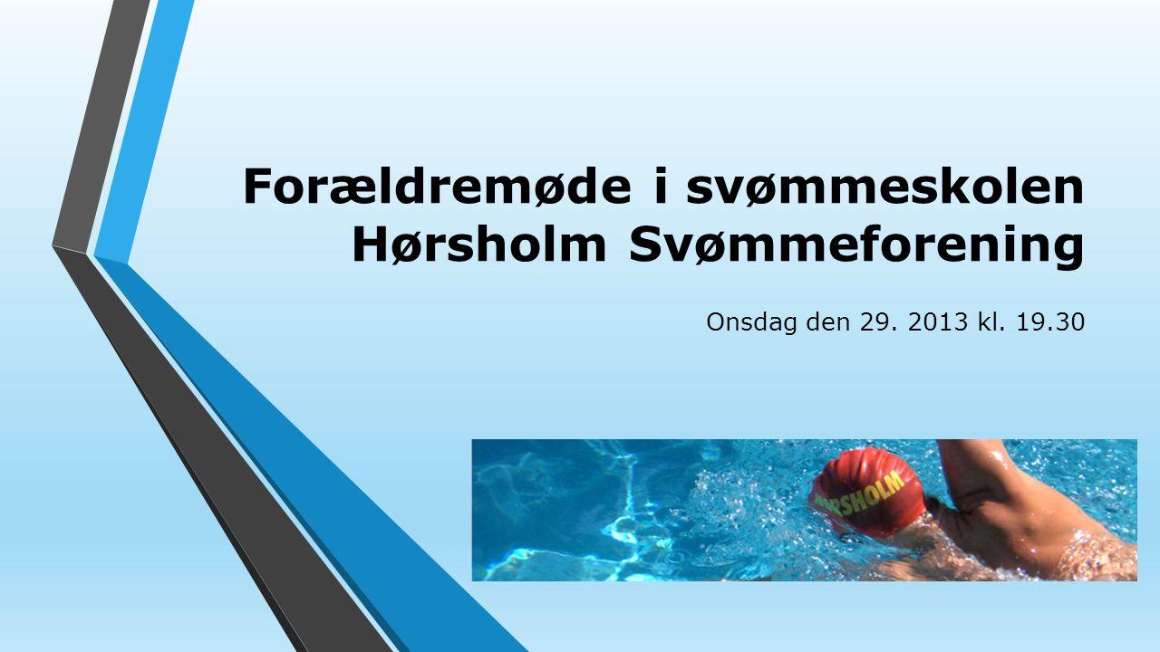 hørsholm svømmehal stævne