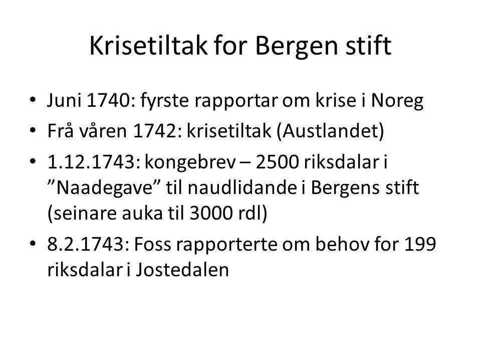 Krisetiltak for Bergen stift