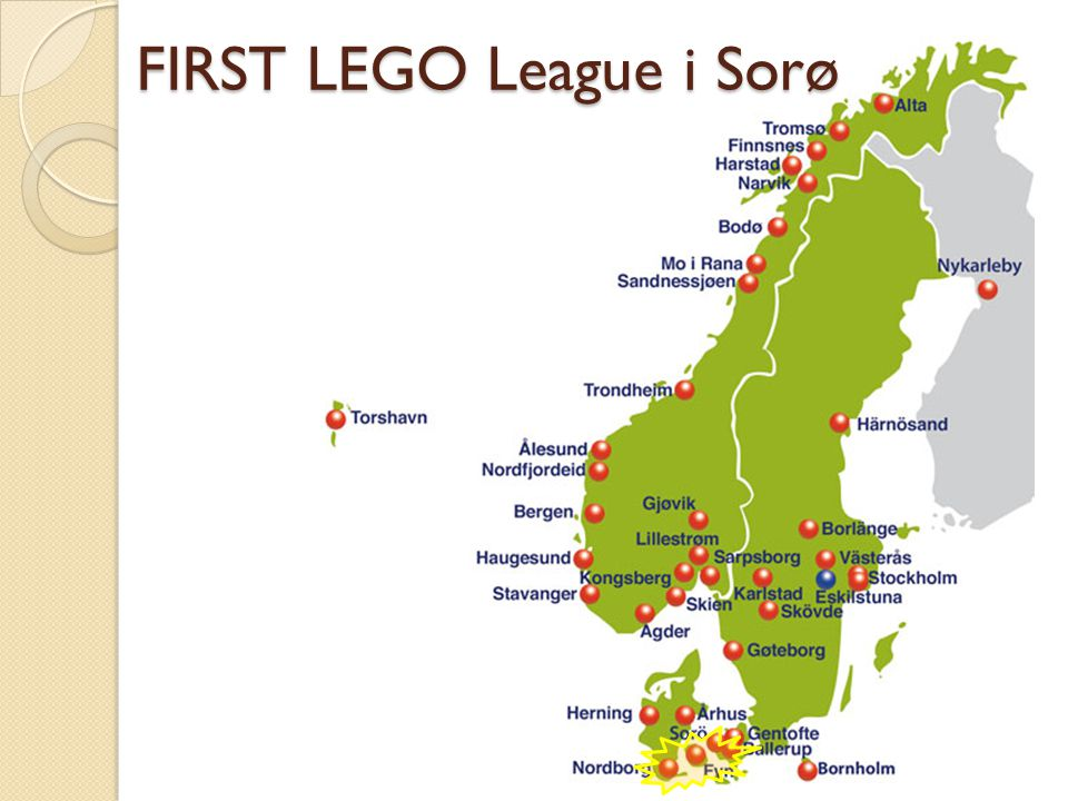 FIRST LEGO League i Sorø
