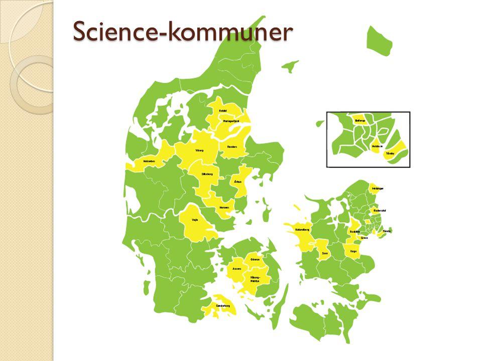 Science-kommuner