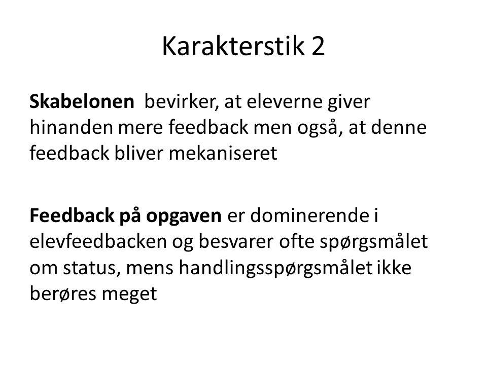 Karakterstik 2