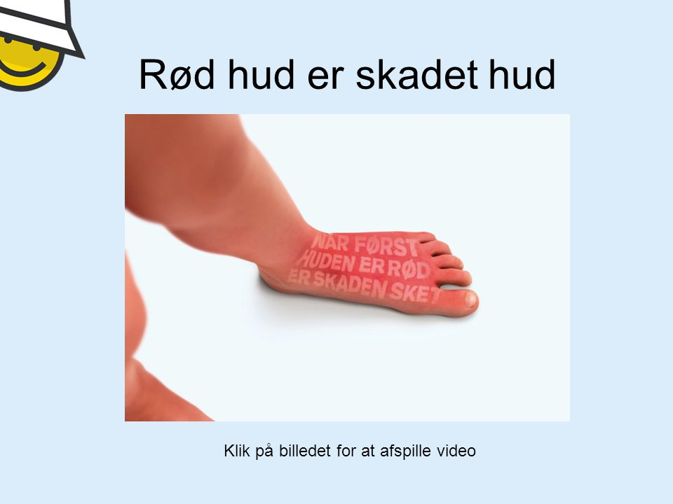 Klik på billedet for at afspille video