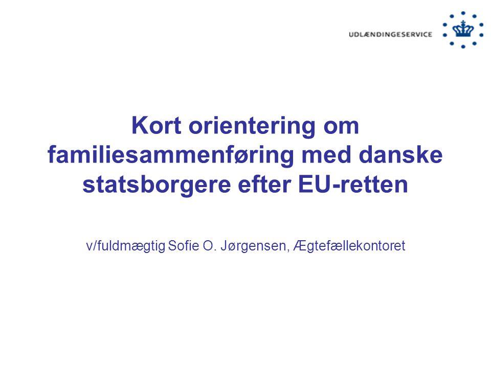 v/fuldmægtig Sofie O. Jørgensen, Ægtefællekontoret