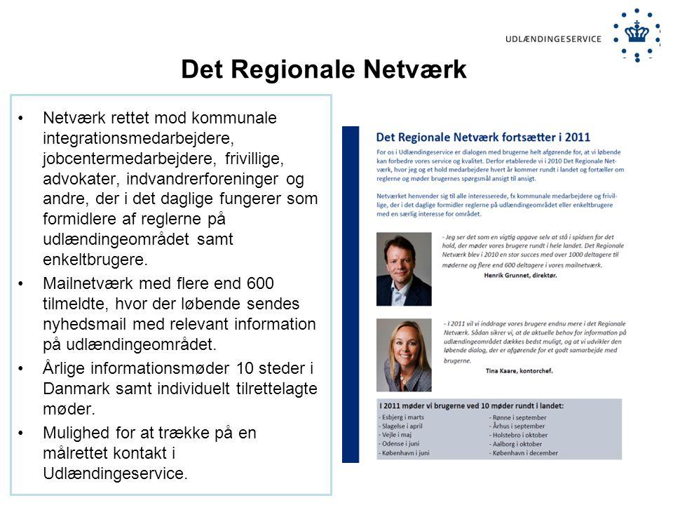 Det Regionale Netværk