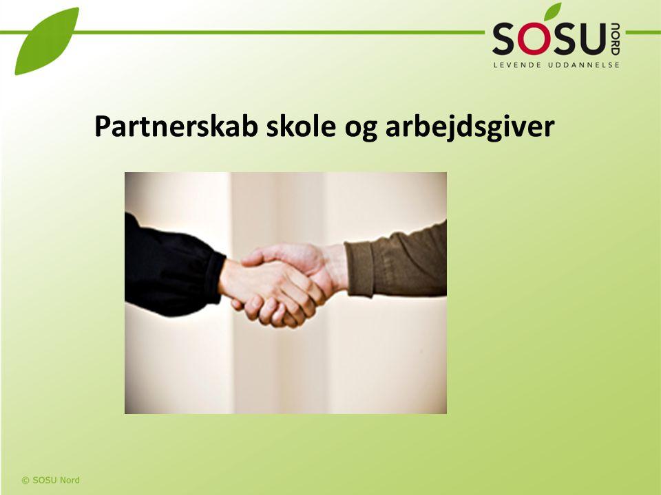 Partnerskab skole og arbejdsgiver