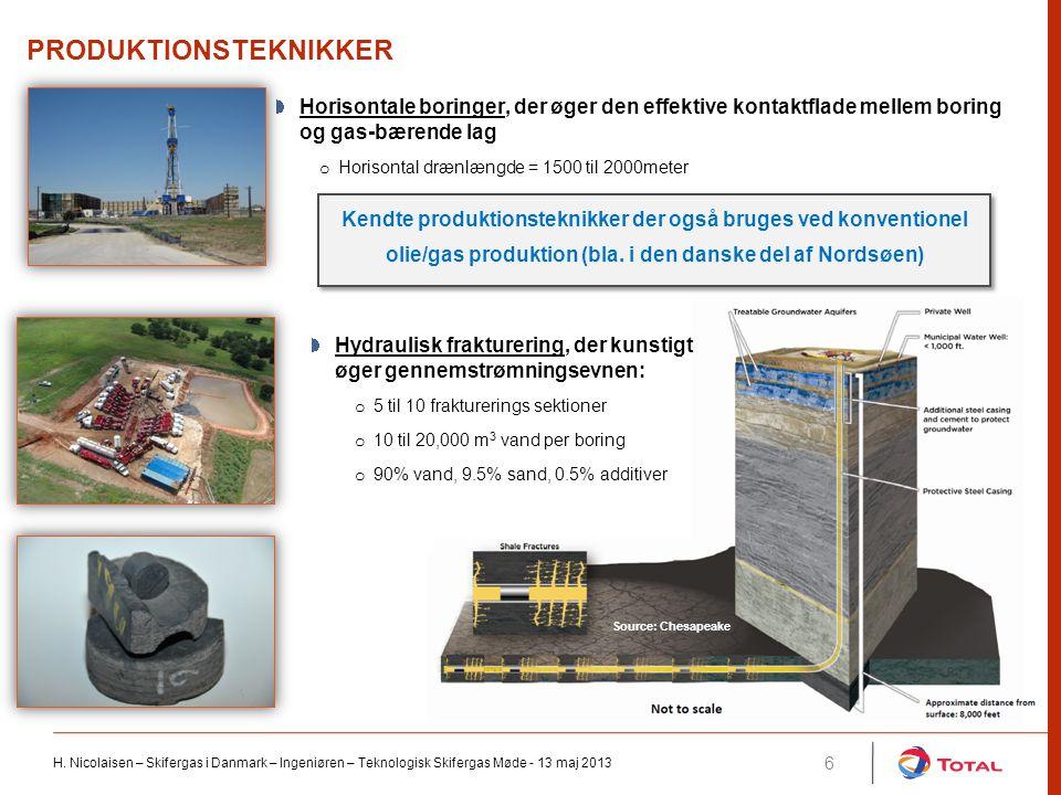 produktionsteknikker
