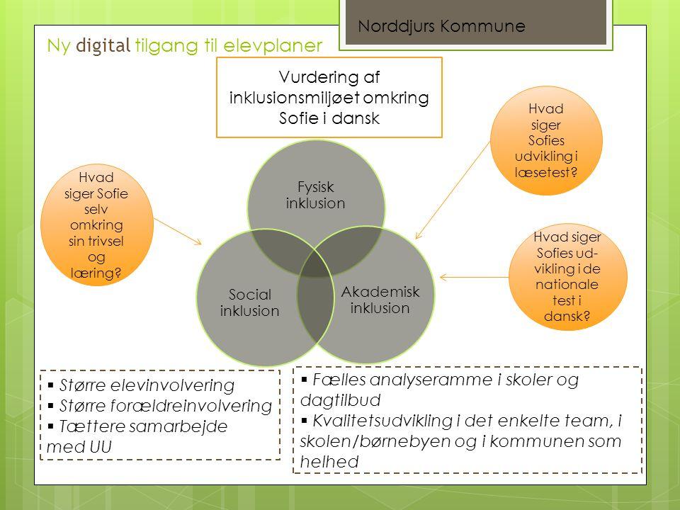 Ny digital tilgang til elevplaner
