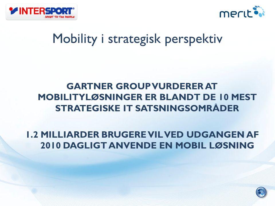 Mobility i strategisk perspektiv