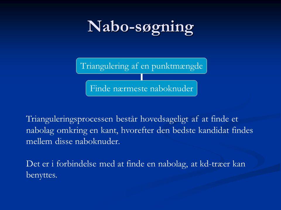 Nabo-søgning